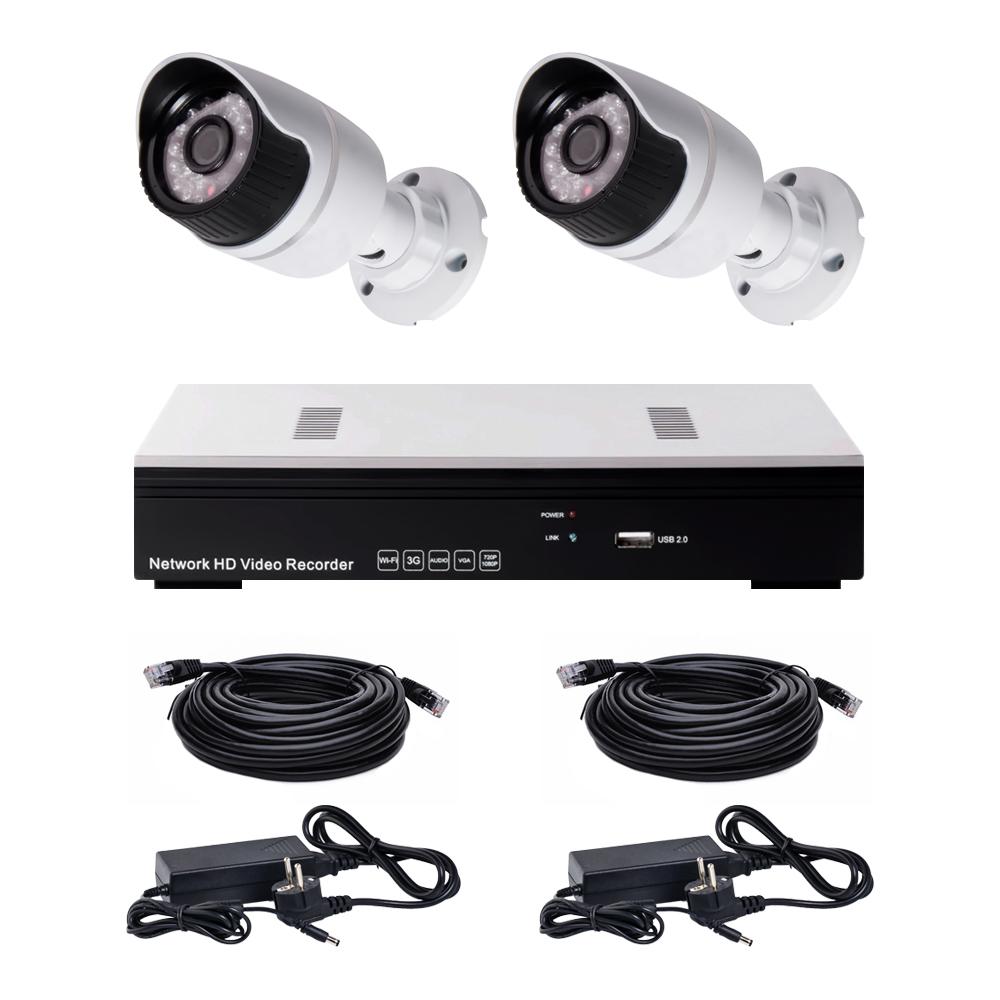 Covi Security NVK-2001 IP KIT комплект IP-видеонаблюдения