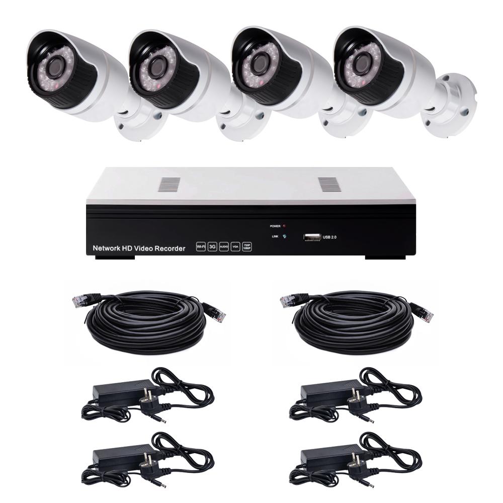 Covi Security NVK-3001 IP KIT Комплект IP-видеонаблюдения