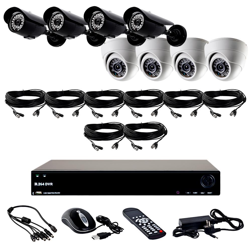 Комплект видеонаблюдения Covi Security FVK-4005 KIТ