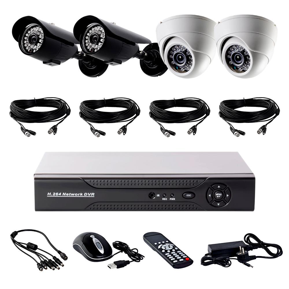 Комплект видеонаблюдения Covi Security FVK-3009 KIT