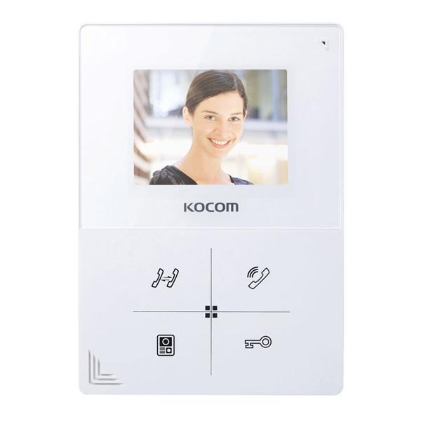 Kocom KCV-401EV видеодомофон