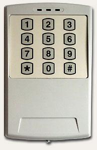 Автономный контроллер с клавиатурой и счтывателем DLK641 Plus