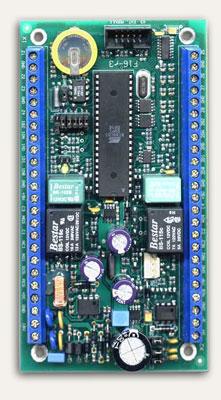 Плата контроллера доступа NDC-B052