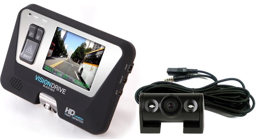 Авторегистратор модель Vision Drive VD-8000